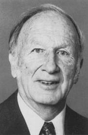 Il metereologo Edward Lorenz