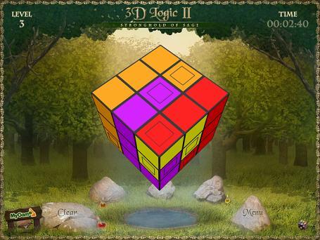 Cubo da collegare – 3D Logic