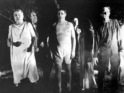 La notte dei morti viventi ('68)