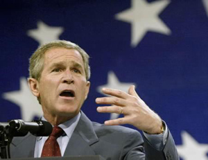 Bush ultimo atto
