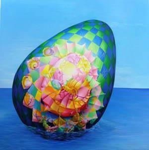 Cromatismi e sensibili forme nella comunicazione artistica