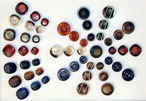 La storia del '900 raccontata nel museo dei botoni