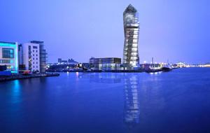 U2 TOWER – sospesi i lavori per la costruzione della torre più alta di Dublino