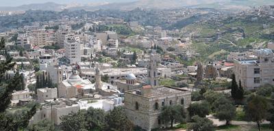 Festeggiamenti cristiani per l'epifania a Betania in Giordania aspettattando Papa Benedetto XVI