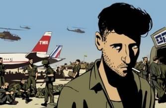 Il regista israeliano Ari Folman porta nelle sale il film d'animazione Valzer con Bashir