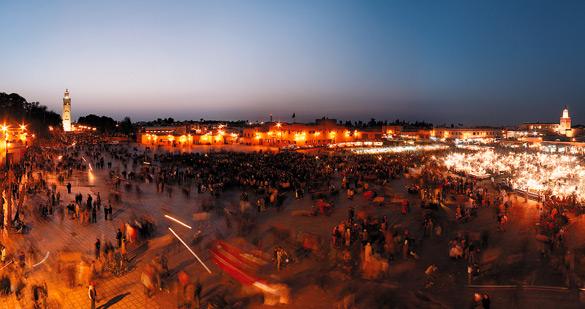 Djemaa El Fna Marrakech