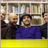 I fratelli Draisci, quattro artisti a Londra che rappresentano la Puglia