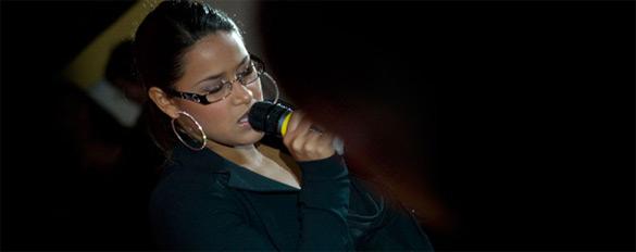 Karima sbarca al Festival di Sanremo diretta dal grande Burt Bacharach