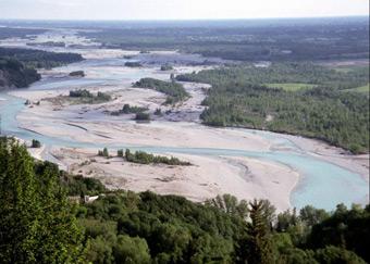 Rumore Bianco, un film documentario dedicato al fiume Tagliamento e la sua storia