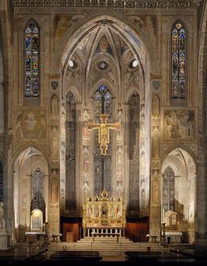 Cappella Maggiore SantaCroce Firenze