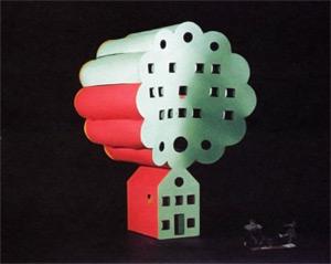 """""""Il Teatro della Decrescita"""" di Riccardo Dalisi ed il libro """"Architettura e Design della Nuova Innocenza"""" alla Casa dell'Architettura di Roma"""