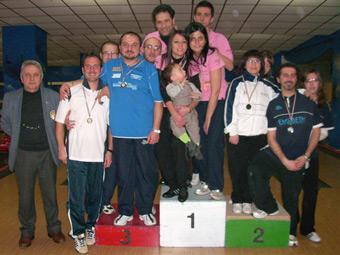 Rinnovati l'assetto Federale Pugliese della Federazione Italiana Sport Bowling
