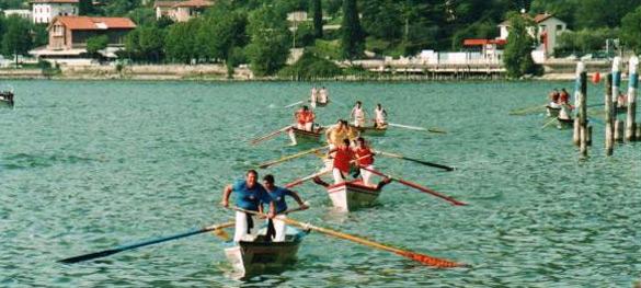 Il Naet, la barca tipica del lago d'Iseo