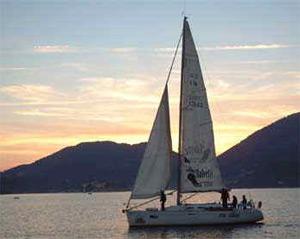 A scuola di vela (terza parte). La prima uscita tra sogni, nuove scoperte e tanta curiosità
