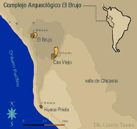 """Il complesso archeologico """"El Brujo"""" in Perù è un mistero ancora da scoprire interamente"""