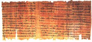 Al Quirinale a dicembre i rotoli del Mar Morto, i manoscritti che contengono le più antiche copie mai trovate della Bibbia