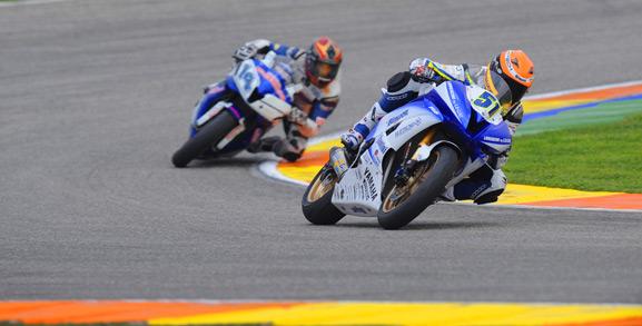 Michele Pirro un Pugliese nella Top Ten del Mondiale 600 Supersport