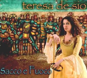 """Teresa De Sio, ecco la brigantessa della musica. Mette a """"Sacco e fuoco"""" tutti nel suo ultimo album"""