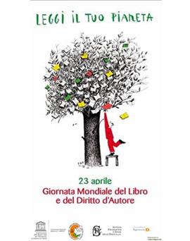 La Giornata mondiale Unesco del libro e del diritto d'autore creata per scoprire il piacere della lettura