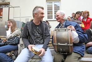 Vilnius capitale Europea della Cultura 2009 il 2 Maggio celebra la giornata della musica sulle strade
