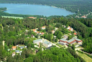 Un rifugio nel bosco della ex DDR ora diventato richiamo turistico