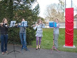 Un concorso per giovani flautisti dai 12 ai 18 anni al Liceo Scientifico Linguistico Giordano Bruno di Melzo (Milano)
