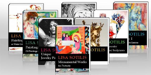 Tra gioielli e sculture, le metamorfosi di Lisa Sotilis