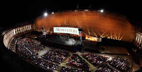 Le finali della ventesima edizione di Musicultura il 26, 27 e 28 Giugno a Macerata