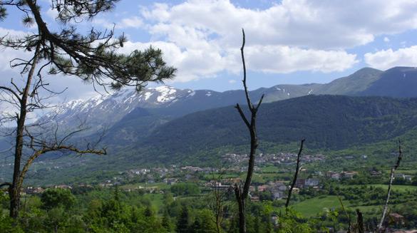 Abruzzo: La strega e la dama bianca