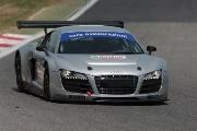 La Audi R8 LMS sul podio anche a Magione