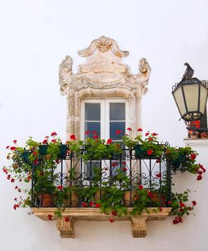 Balconi Fioriti 2009