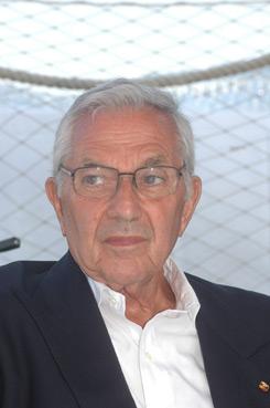 Sir Ken Adam sarà il presidente del comitato organizzatore del 7° Ischia Film Festival