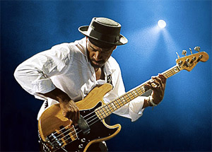 Marcus Miller all'European jazz expo e al 27/o Festival internazionale «Jazz in Sardegna»