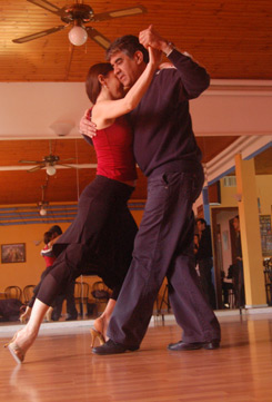 Rodolfo Valentino a passo di tango, una serata con Osvaldo Roldan