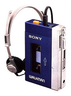 Walkman: la musica in tasca compie 30 anni