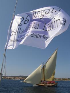 La 27a edizione del circuito Vela Latina 2009 a fine agosto per la classica di Stintino