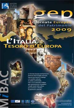Il 26 e 27 settembre tornano le Giornate Europee del Patrimonio