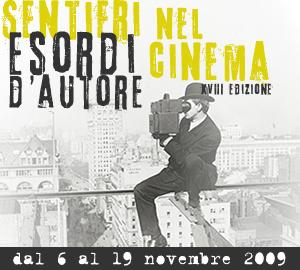 XVIII Edizione di Sentieri nel Cinema al Kursaal Santalucia dal 6 al 19 novembre