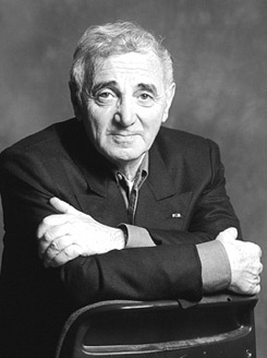 Charles Aznavour in versione jazz con la Clayton Hamilton Jazz Orchestra