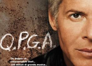 Q.P.G.A. il doppio album di Claudio Baglioni con 70 artisti, 52 canzoni ed inediti