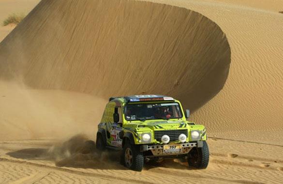 Auto e moto con Rally Dakar, 9 mila chilometri tra Argentina e Cile