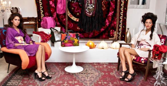 Intervista a Dora Giannetti, la sua vita e la sua passione per la moda ed il vintage