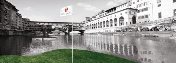 Ponte Vecchio Golf Challenge da 10 anni straordinario terreno di gioco a Firenze