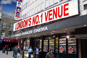 Prince Charles Cinemas di Londra