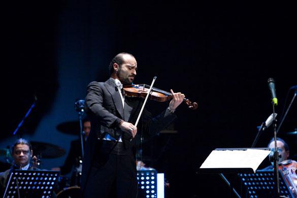 Alessandro Quarta & his Blues Band Orchestra