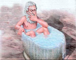 Una mattina come tante… ma di 2000 anni fa: Eureka! La spinta di Archimede