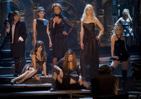 """Nine"" il musical di Rob Marshall sbarca in Italia dal 22 gennaio"