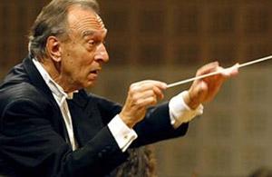 """Sold out per Claudio Abbado e l'Orchestra """"Mozart"""" al Parco della Musica"""