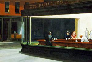 """Edward Hopper """"Il realismo americano a Roma"""" fino al 13 giugno"""