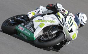 Primo podio al Mondiale Supersport in Portogallo per Michele Pirro